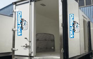 chiller truck inside image