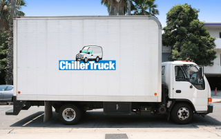 chiller truck side image