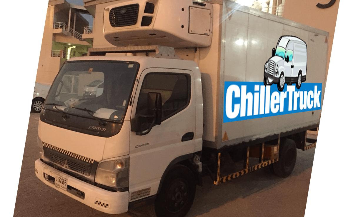 chiller truck mini image