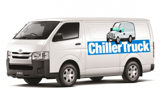 chiller van side image